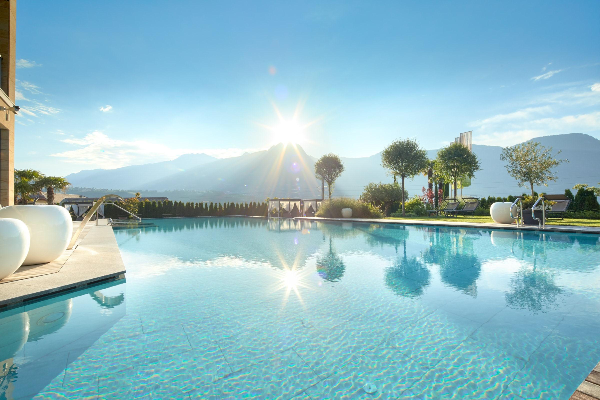 Hotel In Marling La Maiena Meran Resort